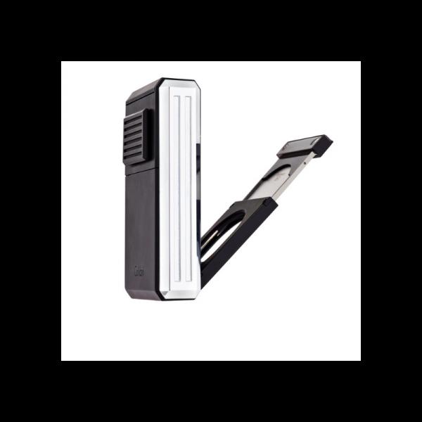 Colibri 1928 Astoria Lighter Black