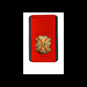 Colibri 1928 Astoria Opus X Lighter Red
