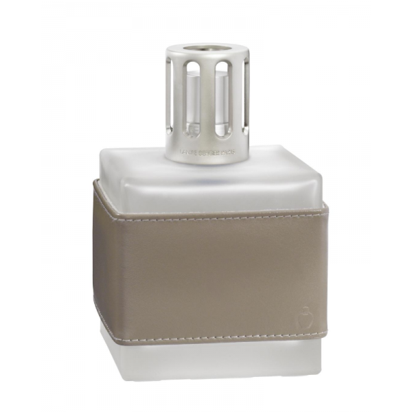 LB Leather Cube Gray_114438