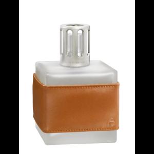 LB Leather Cube Havana_114437