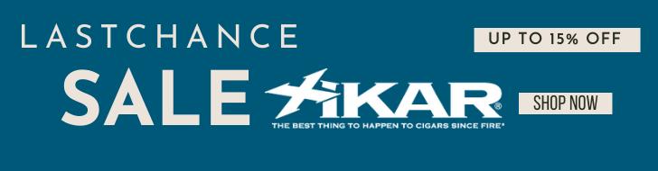 Xikar Small Banner